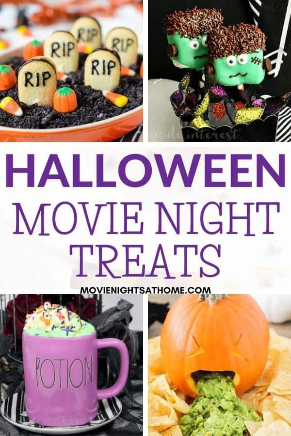 The Best Halloween Movie Night Snacks