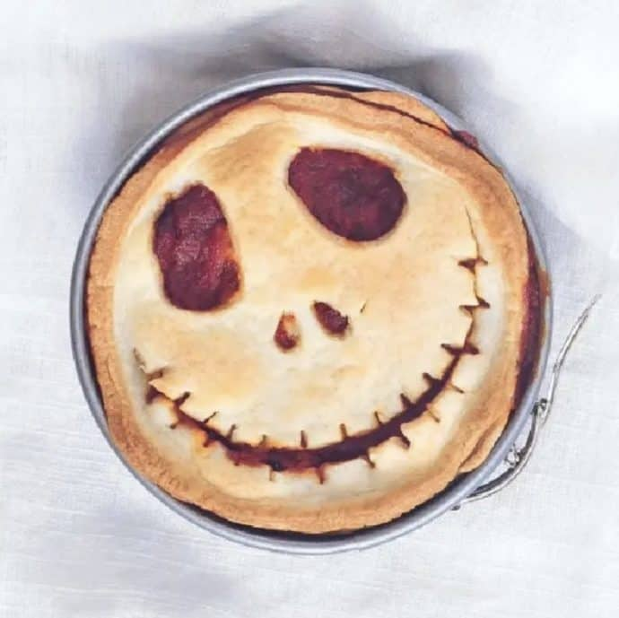 Jack the Pumpkin King Pizza