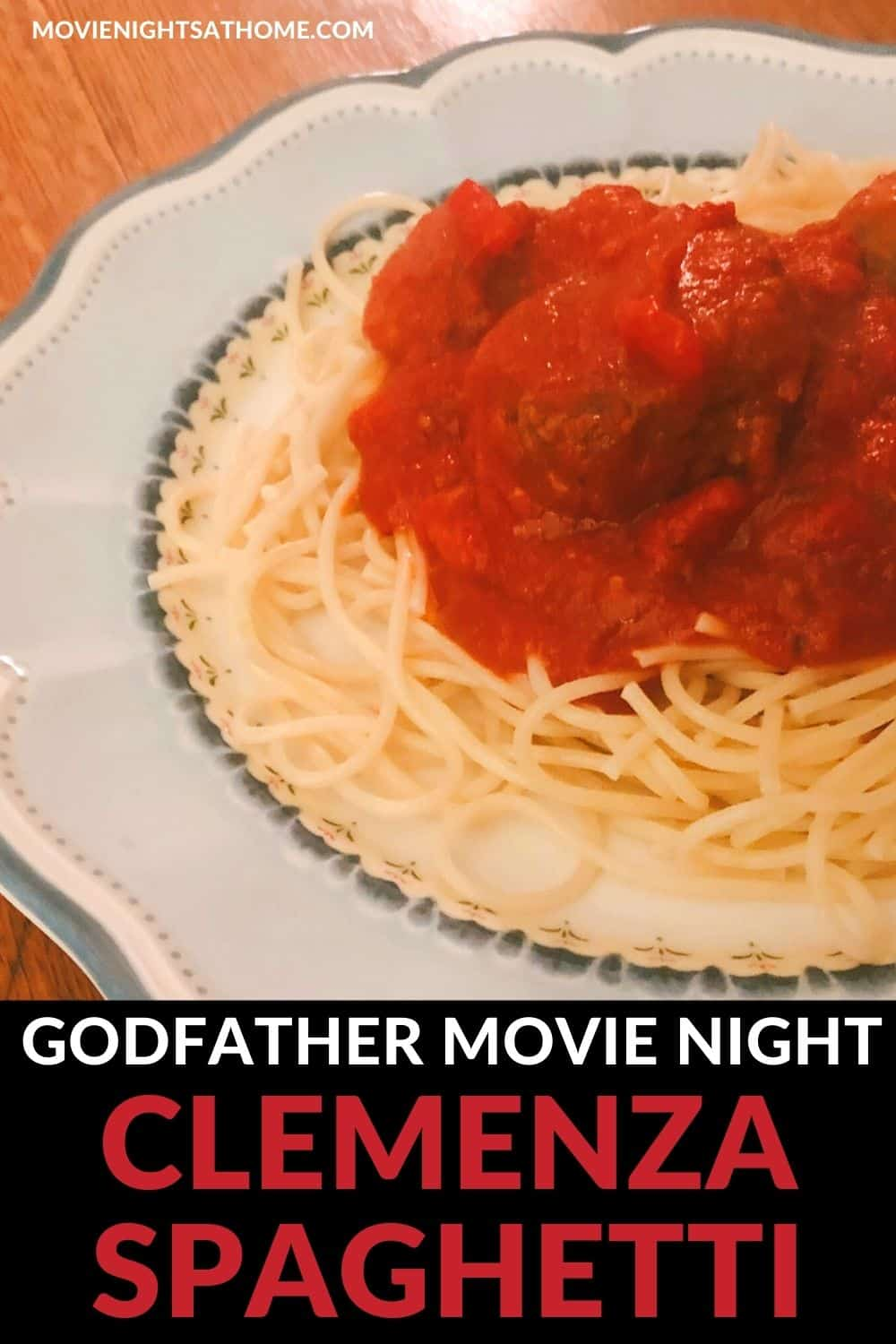 Godfather Clemenza Spaghetti Sauce Recipe from the Godfather
