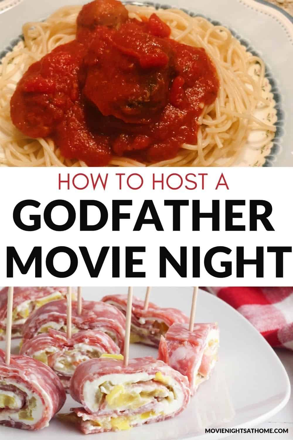 "How to Host a ""The Godfather"" Movie Night Party"