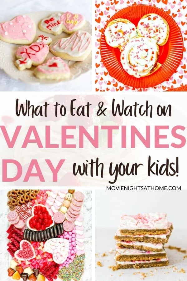Kid Friendly Valentine's Day Collage fo Recipes