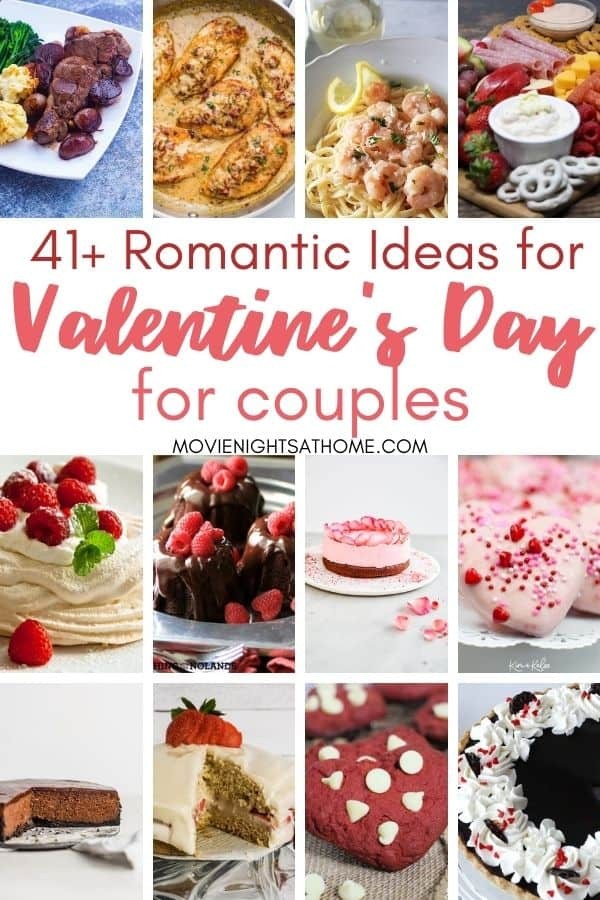 41+ Ideas for Valentine's Day Movie Night for Couples
