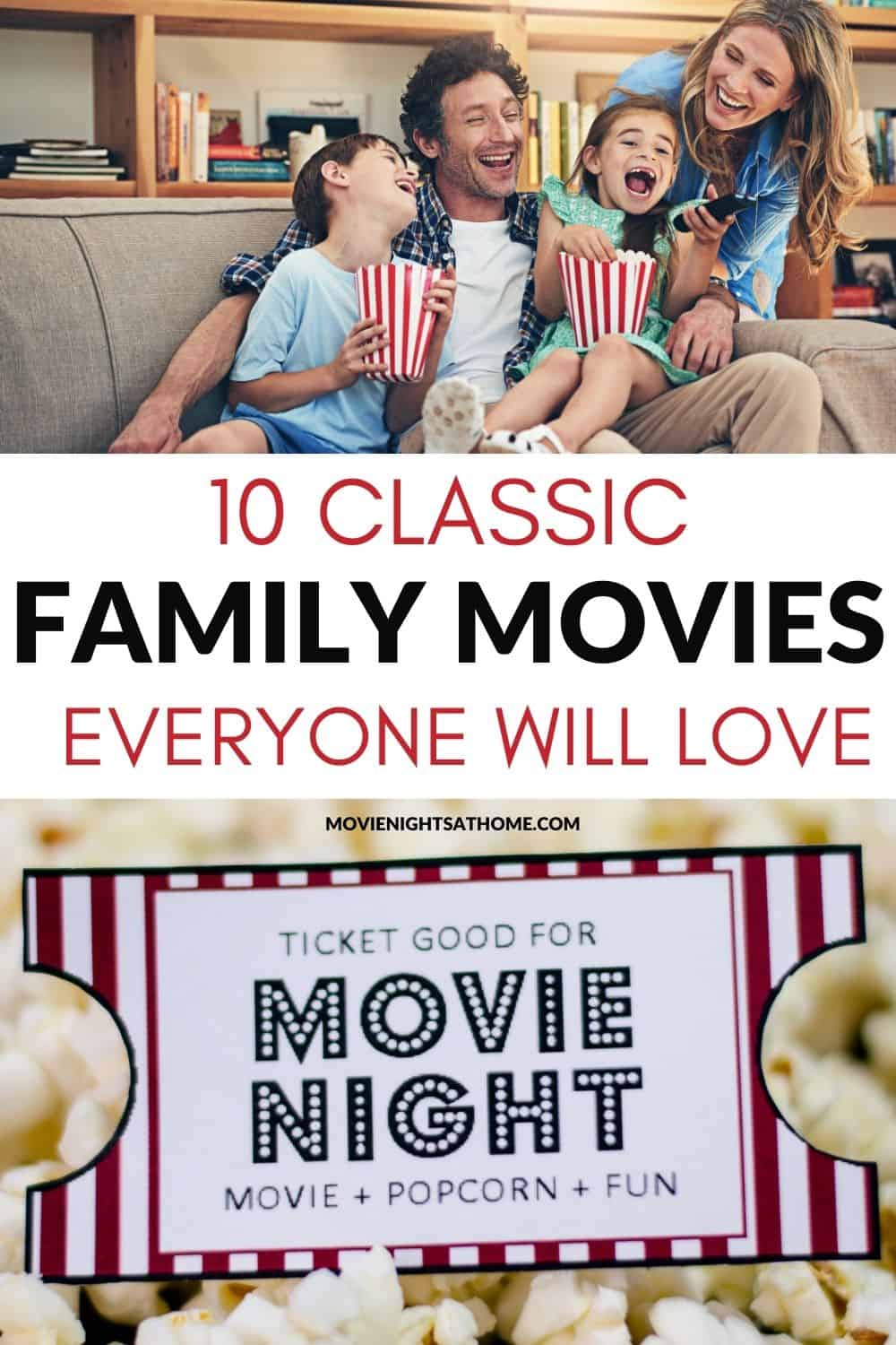 classic family movies