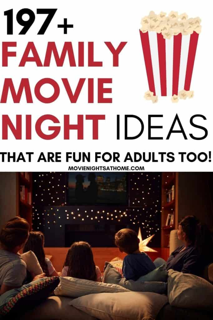 197 family friendly movies that are fun for adults too