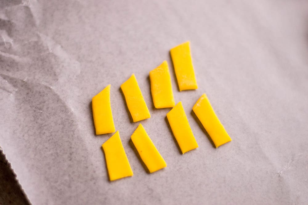 Cutting the Yellow I