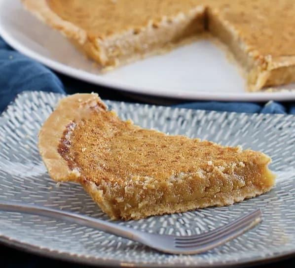 honey chess pie