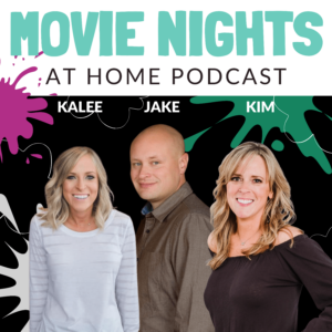 Movie Nights at Home podcast artwork